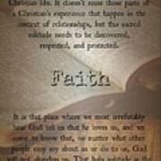 Faith 6976 Art Print