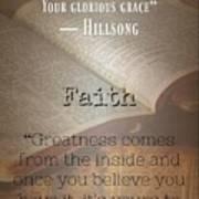 Faith 8002 Art Print