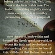 Faith4221 Art Print