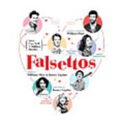 Falsettos Art Print