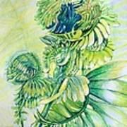 Fiddle Dee Dee Art Print