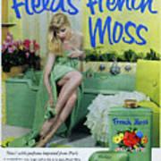 Fields French Moss Art Print