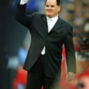 File Photo Pete Rose Admits To Betting Art Print