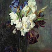 Fiori, 1915 Art Print