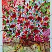 Floral Life Art Print