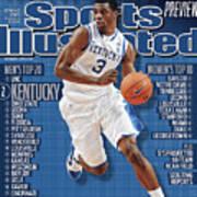Florida V Kentucky Sports Illustrated Cover Art Print