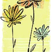 Flowers In Springtime Art Print