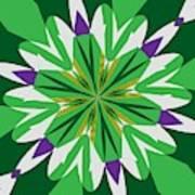 Flowers Number 25 Art Print