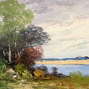 Fox River 1909 Art Print