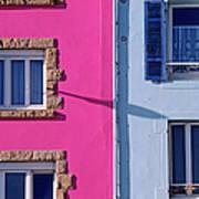 France, Finistere, Morgat, Crozon Art Print
