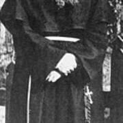 Franciscan Martyr Saint Maximilian Kolbe Art Print
