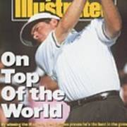 Fred Couples, 1992 Masters Sports Illustrated Cover Art Print