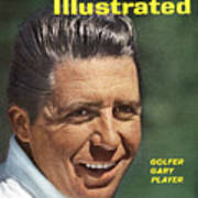 Gary Player, 1961 Masters Tournament Sports Illustrated Cover Art Print