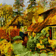 Giethoorn Collection - 1 Art Print