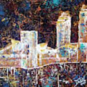 Gold Coast Cleveland Art Print