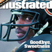Goodbye, Sweetness Walter Paytons Final Days Sports Illustrated Cover Art Print