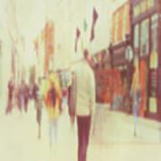 Grafton Street 1 Art Print
