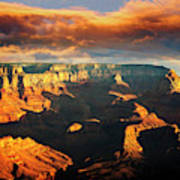 Grandview Point 3 Art Print