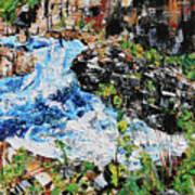 Great Falls Waterfall 201903 Art Print