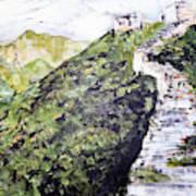 Great Wall 3 201846 Art Print