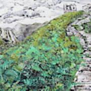 Great Wall Of China 201839 Art Print