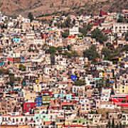 Guanajuato Art Print