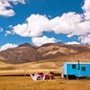 Gypsy Caravan Belongs The Family Of Art Print