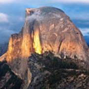 Half Dome, Yosemite National Park Art Print