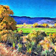 Harvest Time Art Print