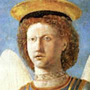 Head Of St. Michael Art Print