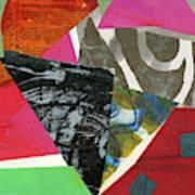 Heart #43 Art Print