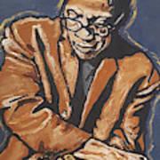 Herbie Hancock Art Print