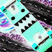 Highway Monster Decks Art Print