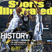 History still In The Making Sports Illustrated Cover Art Print