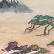 Hoitsu Through The Eyes Of Modernity Turned Backward Art Print