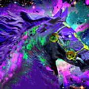 Horse Head Nebula II Art Print