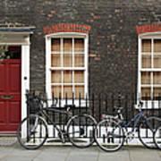 House In London Art Print