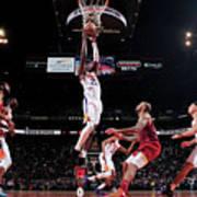 Houston Rockets V Phoenix Suns Art Print