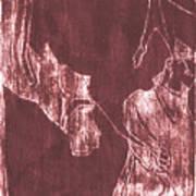 How The Camel Got His Hump Oil Otd Painting 28 Art Print