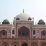 Humayuns Tomb, Delhi Art Print