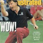 Ian Woosnam, 1991 Masters Sports Illustrated Cover Art Print
