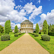 Ickworth House, Image 18 Art Print