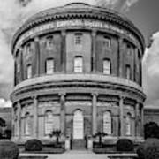 Ickworth House, Image 26 Art Print