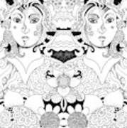 Imagine 3 Art Print