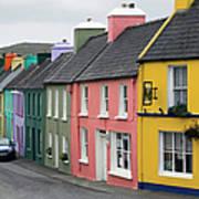 Ireland, County Cork, Beara Peninsula Art Print