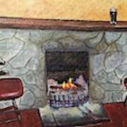 Irish Pub Art Print
