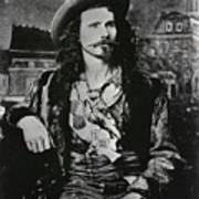 Jack Crawford Poet And Scout Art Print