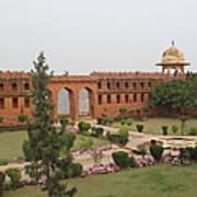 Jaigarh Fort, Amer, Jaipur, Rajasthan Art Print