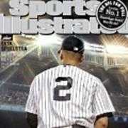 Jeter On Jeter The Exit Interview Sports Illustrated Cover Art Print