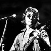 John Lennon. Performing At Th One To Art Print